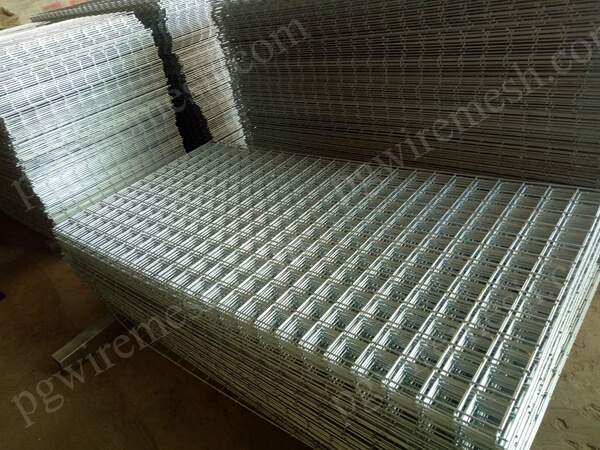 Welded mesh panel is the core of military camp bastion barrier blast wall