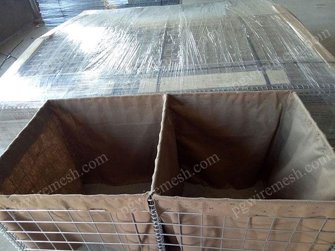 Hot-dipped Galvanized Military Defensive Barrier(Galvanized After Welding) China Manufacturer