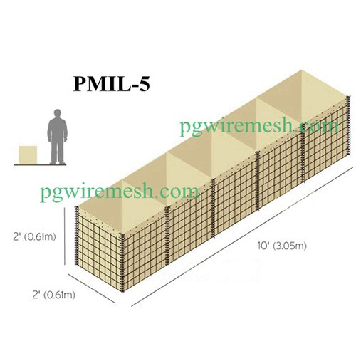 Bastion Barrier PMIL 5