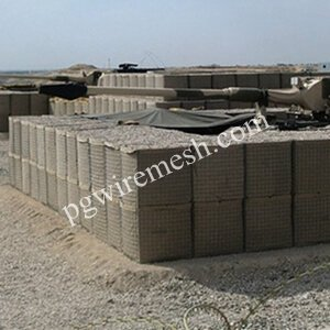 China Defensive Barrier/Wall Military Protection System