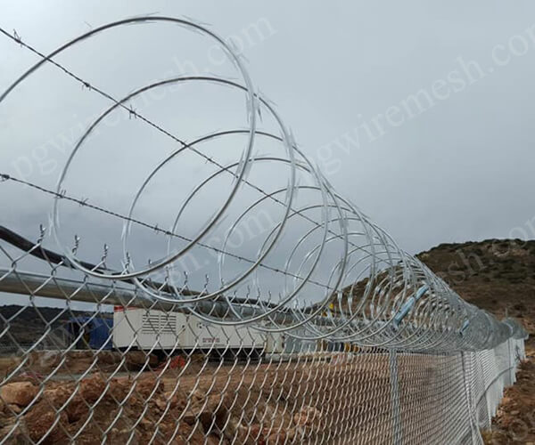 Concertina Razor Wire, Razor Barbed Wire, Concertina Wire Package Detailed Information