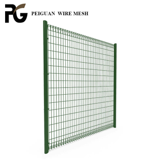 BRC Fence--With SafetyProtection and Decoration Function