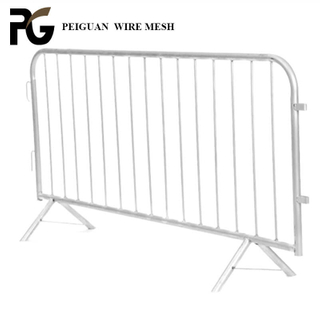 Crowd Control Temporary Fence Barrier