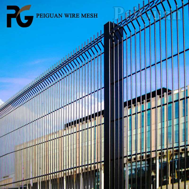 358 high security welded anti-climb wire mesh fencing