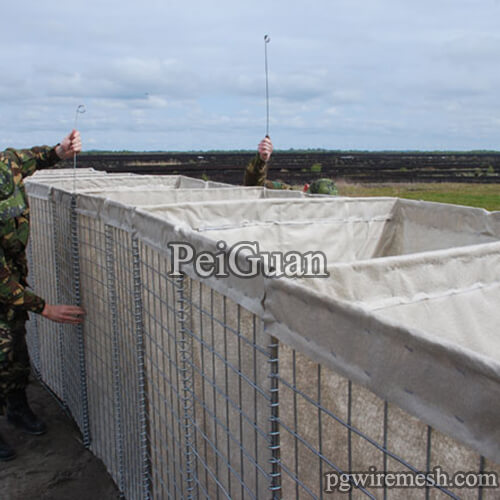 Bastion Barrier PMIL 1