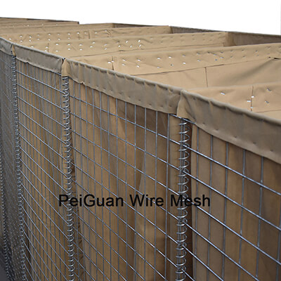 Military Barrier Defensive Barrier Bastion Soil-filled Gabion Barriers-The Best Bulwark for Army00002