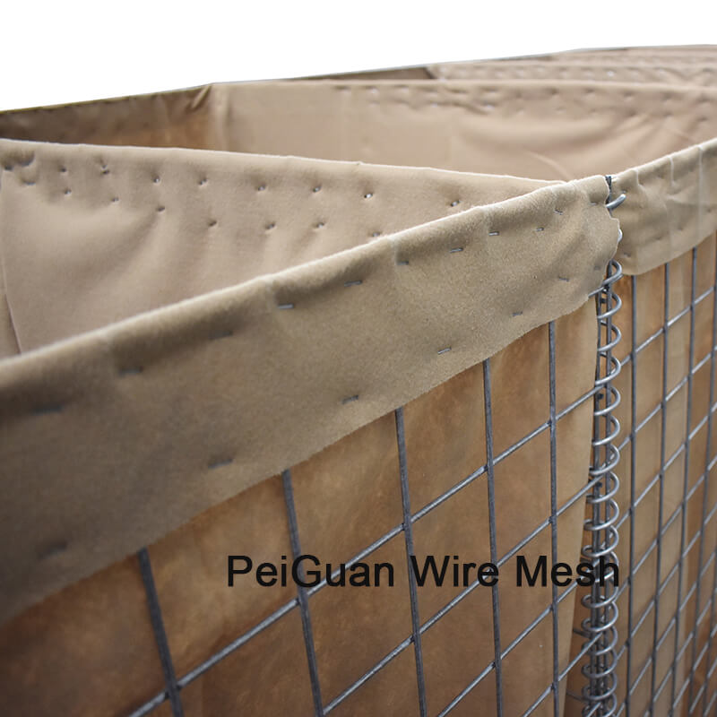 Military Barrier Defensive Barrier Bastion Soil-filled Gabion Barriers-The Best Bulwark for Army00001-2