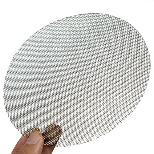 Stainless Steel Woven Wire Mesh Screen for Micron Stainless Steel Wire Mesh Filter for Sale