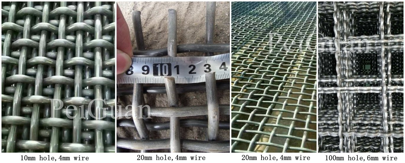 Where can i buy woven vibrating screen mesh?