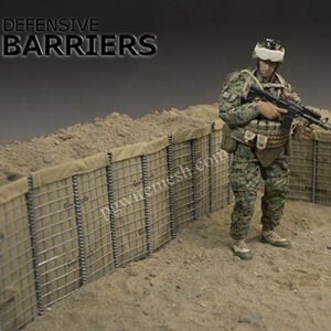 MIL 1 Military Bastion Wall Blast Barrier China Factory