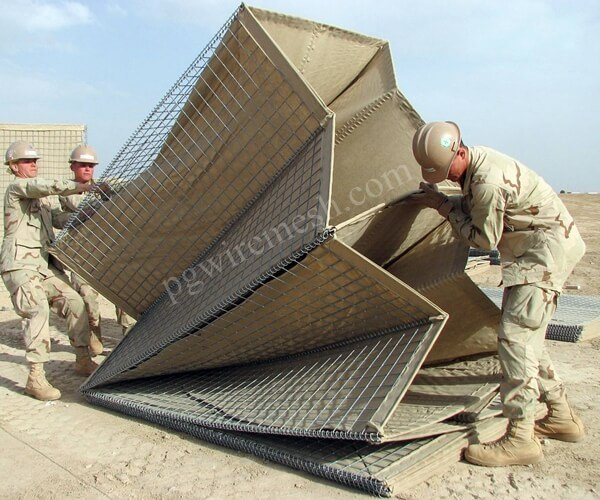 Military Bastion Protective Barrier China Direct Manufacturer